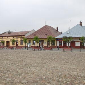 STARY SACZ - POĽSKO