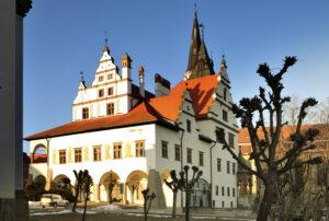 Slovenské národné múzeum - Spišské múzeum v Levoči, Historická radnica, autor Rastislav Sanitrik