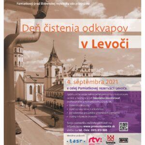 letak DEN ODKVAPOV Levoca A5 TLAC